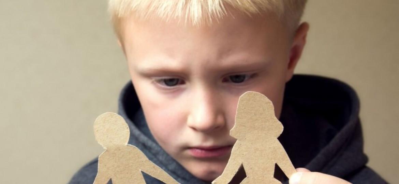 A szeparáció és a válás hatása a gyermekre