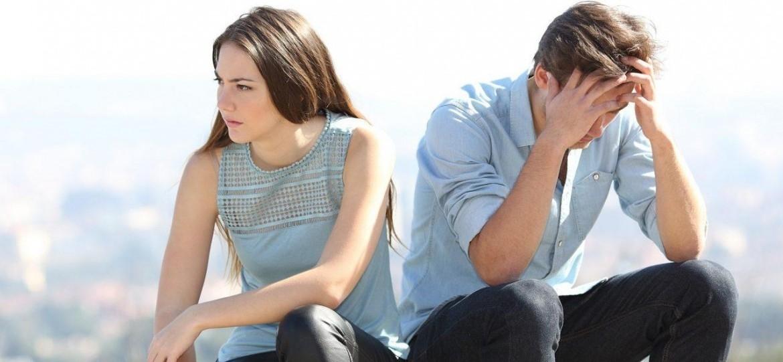 Párkapcsolati kommunikációs problémák