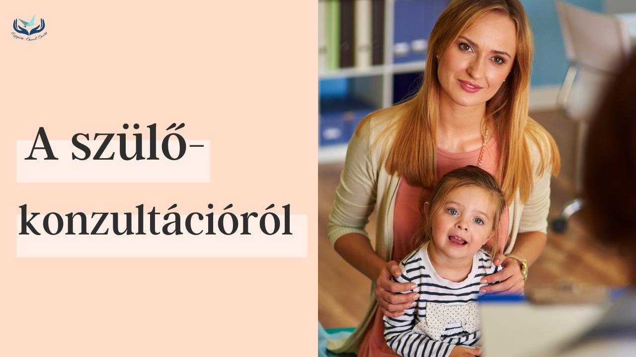 A szülőkonzultáció jelentősége