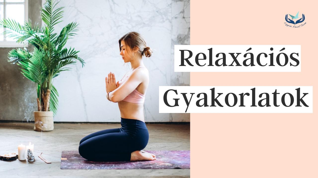 Relaxációval a hétköznapi stressz ellen