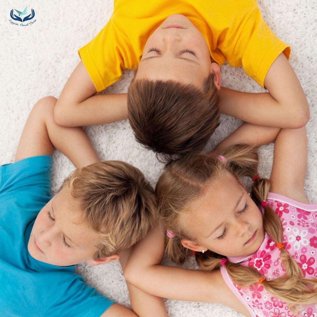 Gyermekkori stresszcsökkentő gyakorlatok – progresszív izomrelaxációval