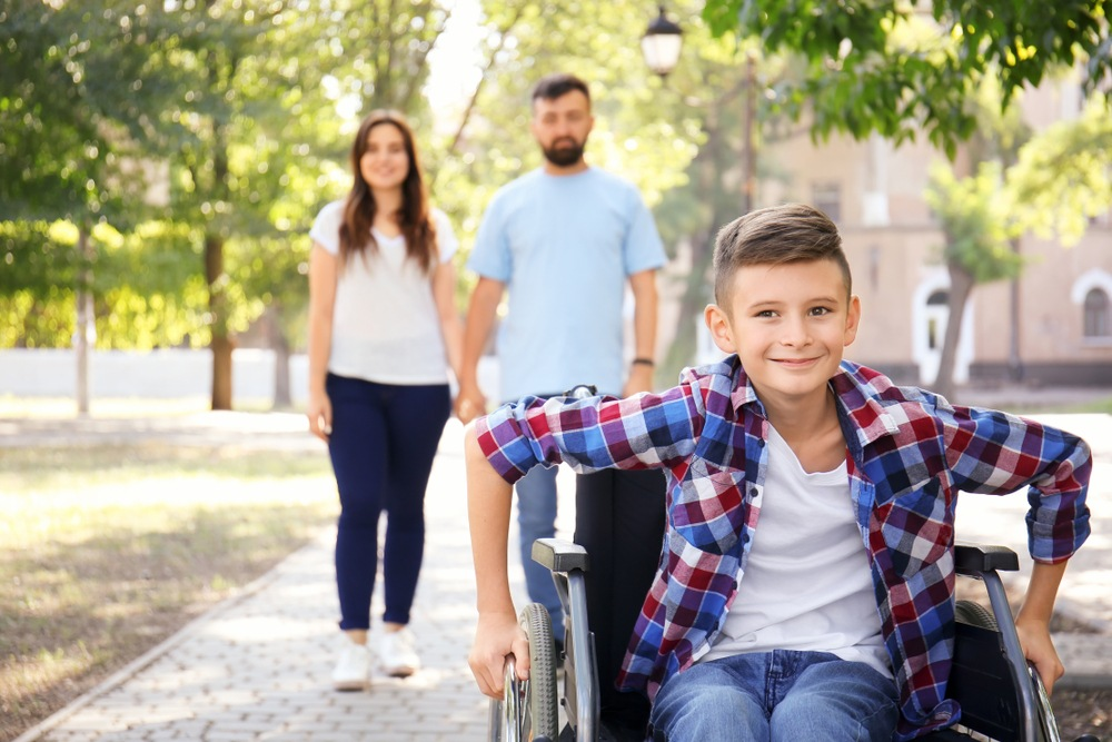 Fogyatékkal élő gyermek a családban