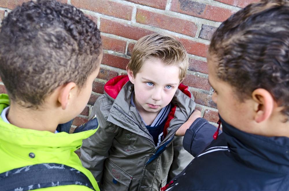 Az iskolai erőszak kezelése iskolarendőrrel,- vagy anélkül