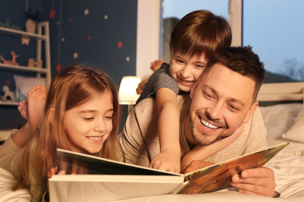 A mesék szerepe a gyermeknevelésben