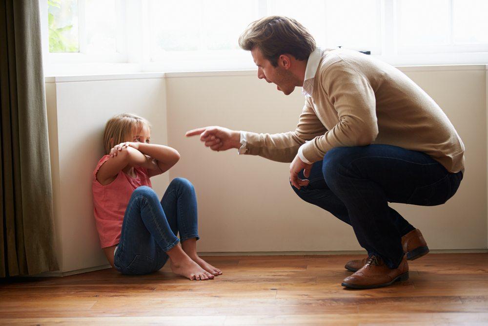 Amikor gyermekünk kihozza belőlünk az agressziót