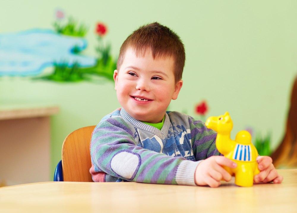 Down szindrómás gyermek a családban
