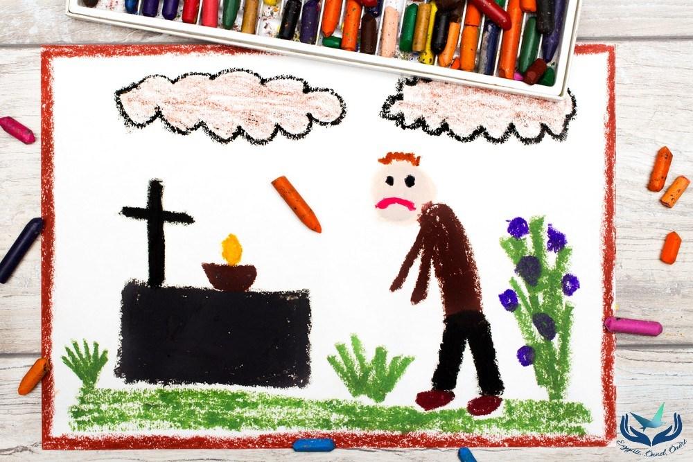 Hogyan segíthetünk gyermekünknek a gyászban?